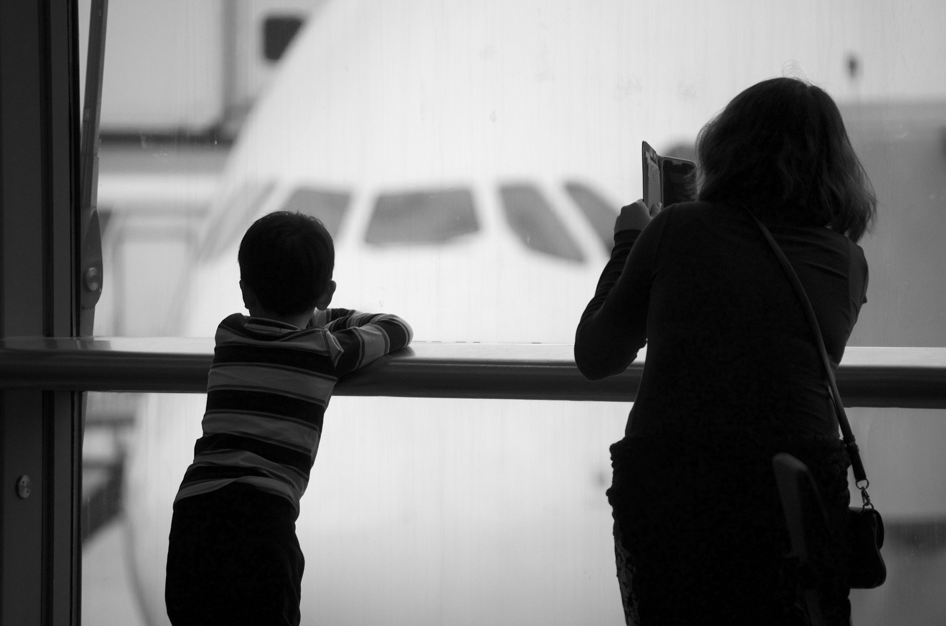 Flying with Family